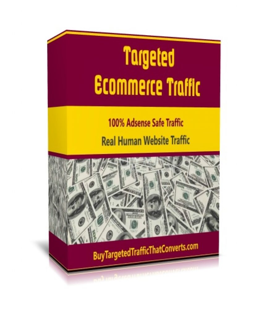 targeted ecommerce traffic shopyfy traffic, ebay traffic,
